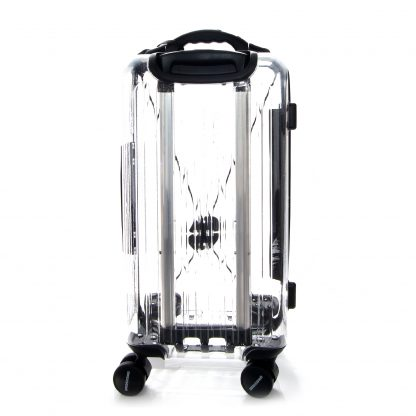Crystal Black Luggage Sprayground