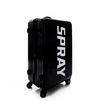 Maleta Striped Black Luggage 24""