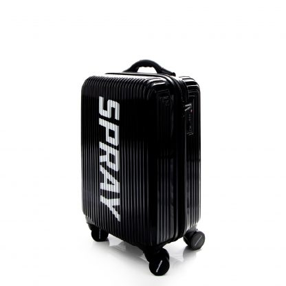 Maleta Striped Black Luggage 20""