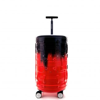 Maleta Cylinder Red Luggage 20""
